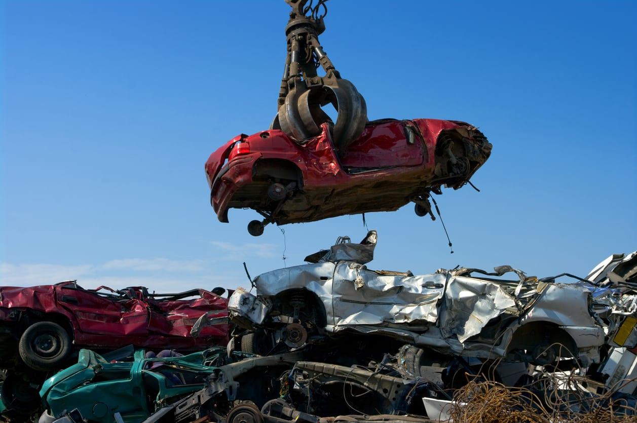 Auto Salvage Company