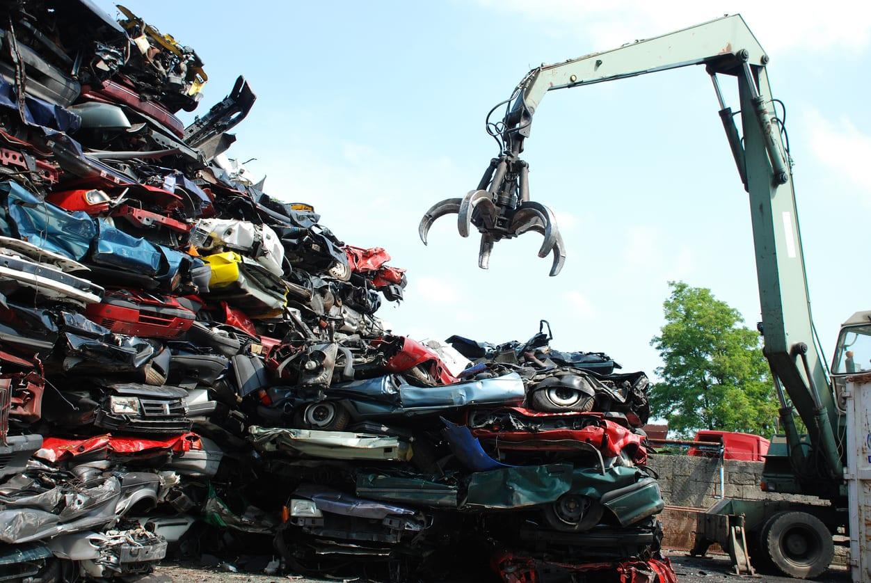 car salvage companies in Memphis